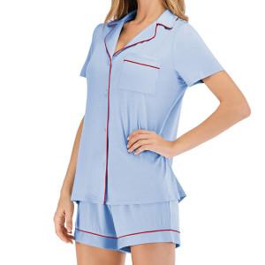 Nightwear Nighty Designs,Plus Size Ladies Home Wear,Pyjamas Casual Clothes,Silk Pajamas for Women Wholesale