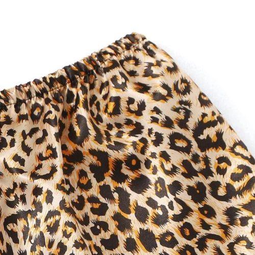 الدانتيل قطعتين من البيجامة السراويل المطبوعة ملابس جميلة ملابس النوم النسائية