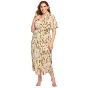 مورد ملابس نوم مصنع ملابس نوم حسب الطلب بالجملة أردية طويلة مريحة