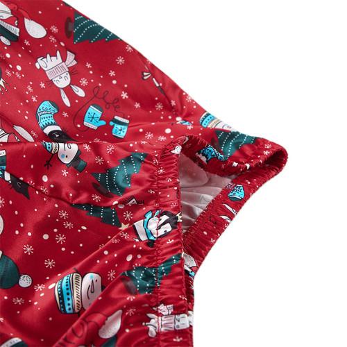 الجملة قطعتين من البيجامات بلا أكمام والسراويل مجموعات لطيف الطباعة النساء ملابس النوم عارضة