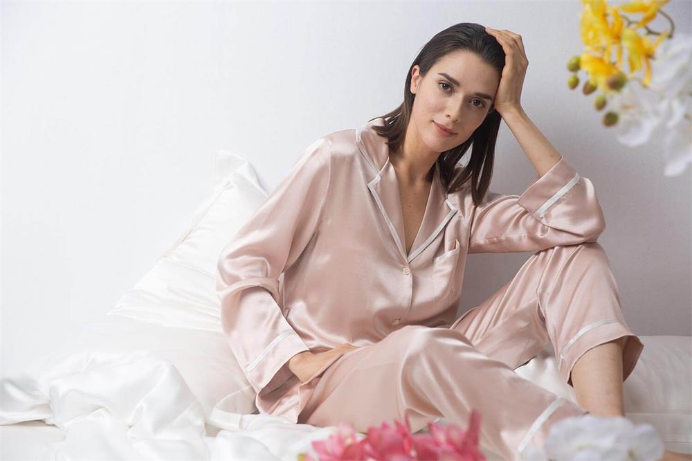 the maintenance guide for silk pajamas
