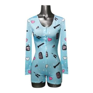 قطعة واحدة ملابس نوم للسيدات ، ملابس نوم نسائية ضيقة ، قطعة واحدة مخصصة للنساء ، ملابس نوم نسائية بالجملة