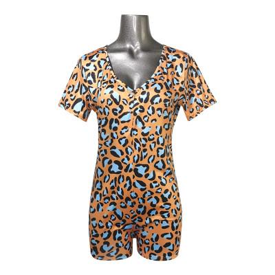 بدلة نوم من قطعة واحدة ، ملابس نوم مخصصة للنساء ضيقة ، بيجامات غير رسمية للبالغين أنيقة ، ملابس نوم نسائية بالجملة