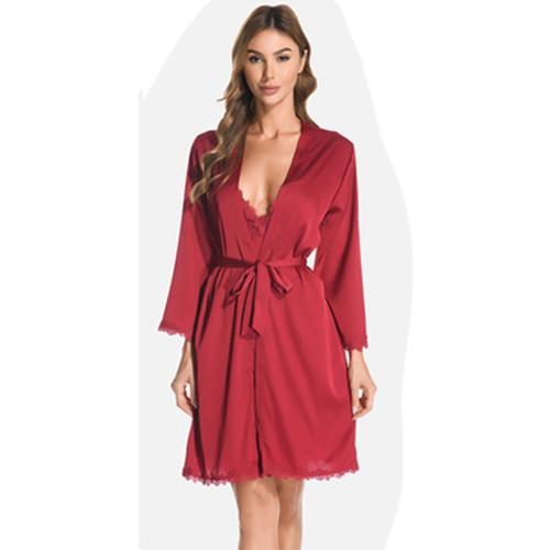 أطقم قمصان النوم المريحة ، مجموعات تصميم الملابس المنزلية المخصصة للنساء ، موردو ملابس النوم النسائية