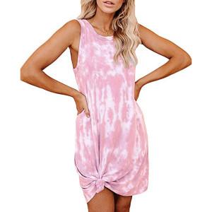بيجامة مطبوعة مخصصة ، ملابس نوم بربطة عنق للنساء جميلة ، سترة أنيقة للنوم ملابس نوم بالجملة