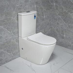 Tornado Toilette zweiteilige Toilette Wasserzeichen Toilette chinesische WC Toilette Großhandel