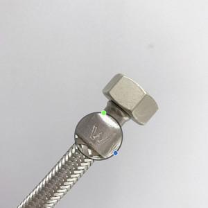Manguera flexible de pvc verificada con marca de agua al por mayor 30cm-45cm (para sistema de agua)