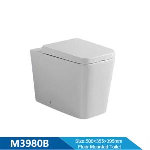 Keramik Toilette Schüssel WC Toiletten Chaozhou ohne WC Tank Washdown Chinesisch einteilige Toilette WC Toliet Großhandel