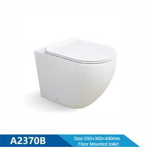 Marca de agua inodoro lavable inodoro montado en el piso inodoro al por mayor inodoro de una pieza baño pequeño inodoro inodoro de cerámica al por mayor