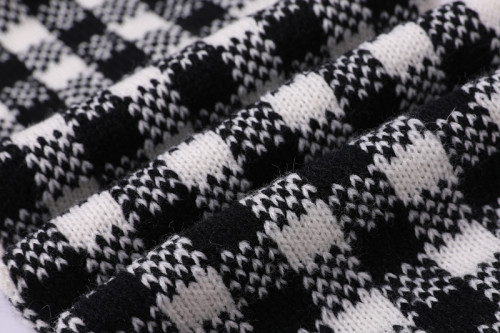 OEM оптовый вязаный шарф с высококачественным рециркуляционным шарфом
