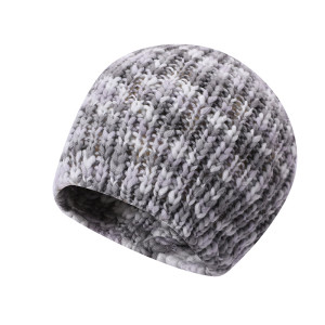 OEM ladies knitted single wholesale anti-pilling hats