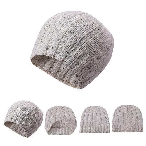 OEM женские вязаные шапки против пиллинга оптом