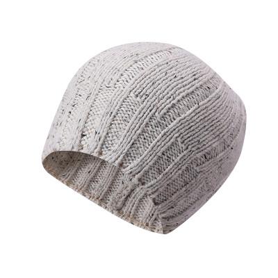 Las señoras del OEM hicieron punto los sombreros anti-pilling al por mayor de la costilla