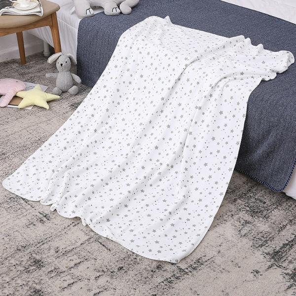 Вязаное одеяло для новорожденных, оптовые одеяла из вторсырья, вязанное одеяло для новорожденных для мальчиков и девочек