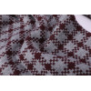 OEM wholesale knitting scarf patterns for beginners with anti-pilling acrylic