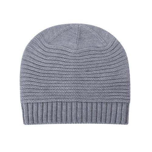 OEM мужские трикотажные зимние обратные оптовые шапки с защитой от пиллинга