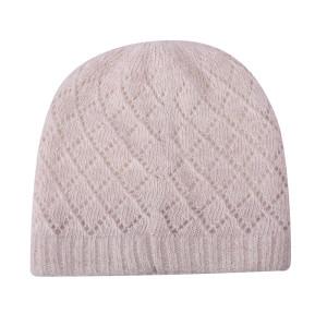 OEM женские вязаные оптом шапки с защитой от пиллинга для женщин модные шапочки