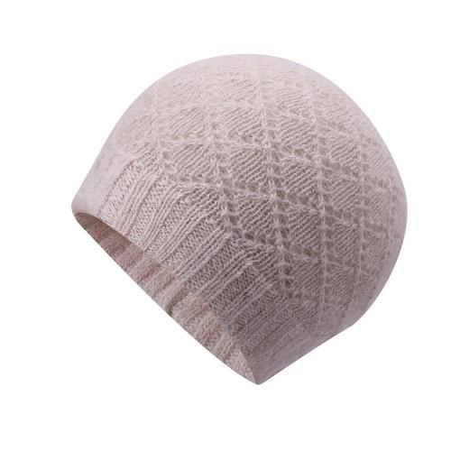 Las señoras del OEM hicieron punto los sombreros anti-pilling al por mayor para los gorros de la moda de las mujeres de la fábrica china