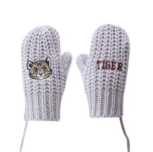 Оптовые 3PCS вязаные детские шапки шарф перчатки набор от китайской фабрики