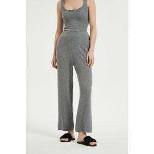 Pyjama en tricot léger coupe décontractée pour femmes