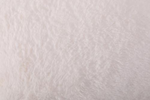 Funda de cojín de punto sólido decorativo de felpa al por mayor para sofá y cama