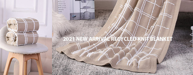 Knitted Blanket Wholesale