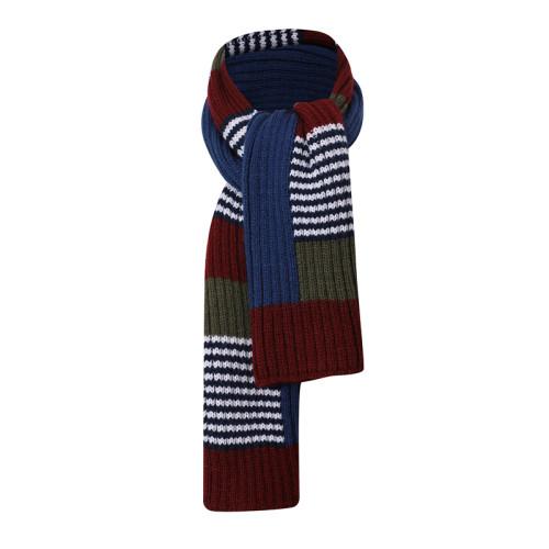 Bufanda tejida invierno suave y cálida del bebé del tacto de la cachemira a cuadros a cuadros de tartán suave al por mayor