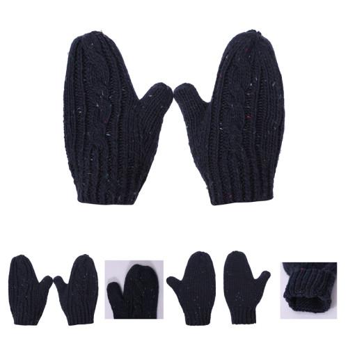 Venta al por mayor Magic Stretch Mittens Girls Soft Knit Mitten Baby Knitted Gloves