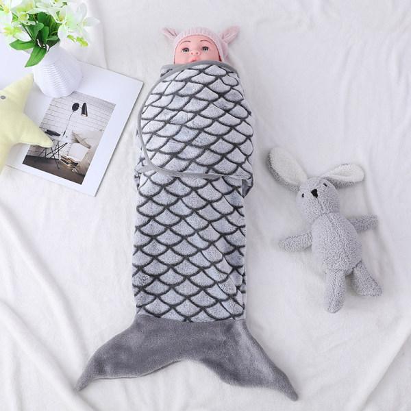 Wholesale Baby Sleep Sack,Cute Fish Shape Baby Sleeping Bag