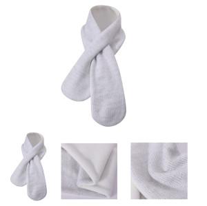 Bufandas al por mayor del invierno de los niños calientes calentador del cuello de la bufanda del punto para las muchachas de los muchachos
