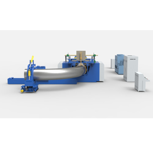 Induction Heat Pipe Bending Machine