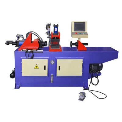 Pipe End Forming Machine Double Station