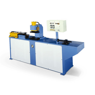 Pipe End Forming Machine Single Station