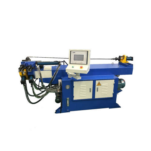 Semiautomatic Steel Tube Bending Machine