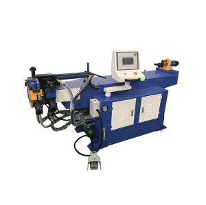 Semiautomatic Steel Tube Bending Machine