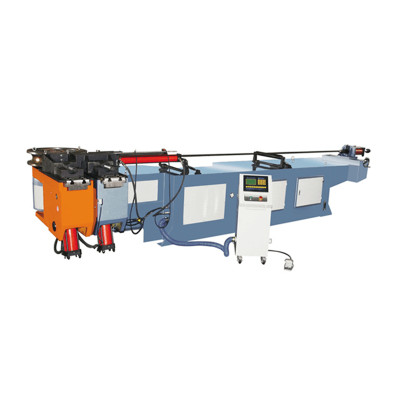 Semiautomatic Hydraulic Tube Bending Machine