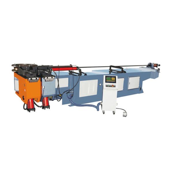 Semiautomatic Hydraulic Tube Bending Machine