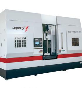 IOTNC800 full automatic band saw metal cutting machine