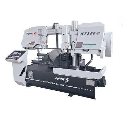 KT360Z automatic horizontal band saw cutting machine