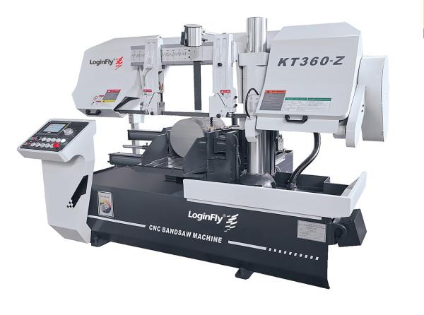 KT360Z automatic horizontal metal band saw cutting machine