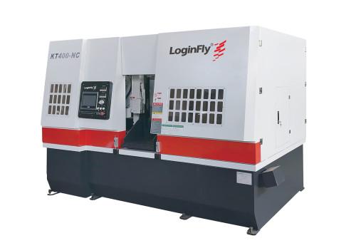 KT400-NC automatic band saw metal horizontal cutting machine manufacturer