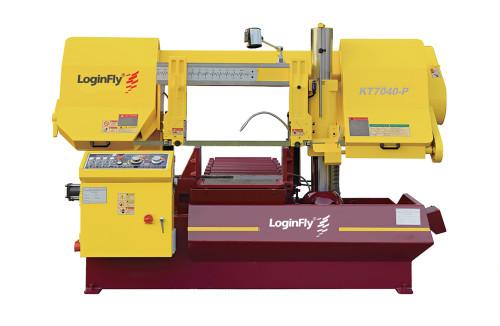 KT7040-P horizontal band saw machine for metal cutting
