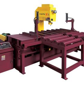 KT5050-250S vertical band saw metal cutting machine