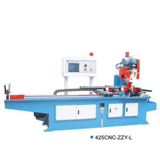 The characteristics of pipe cutting machine