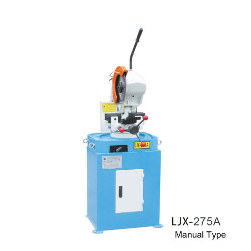 LJX-275A manual round pipe cutting machine