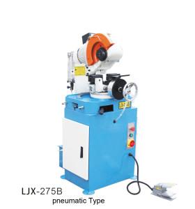 LJX-275B pneumatic pipe cutting machine