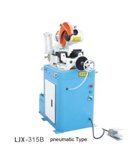 LJX-315B pneumatic iron round pipe cutting machine