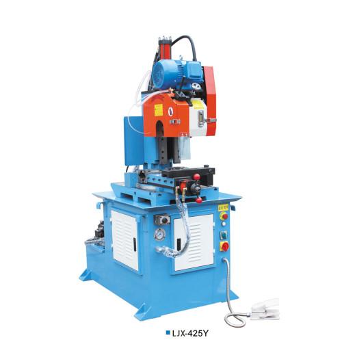LJX-425Y hydraulic pipe cutting machine