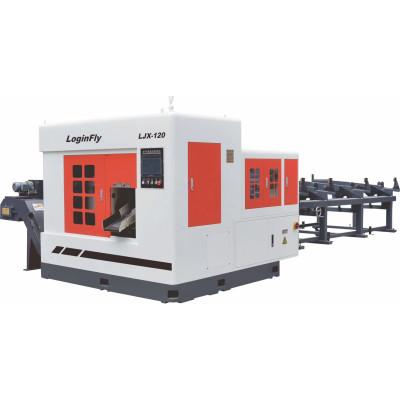 120mm CNC automatic circular saw metal cutting machine