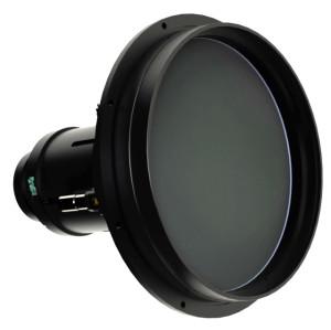 LWIR zoom lens 30-300mm f/0.85-1.3